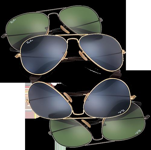 a8d9acdcf90ec5 Ray-Ban Aviator zonnebrillen