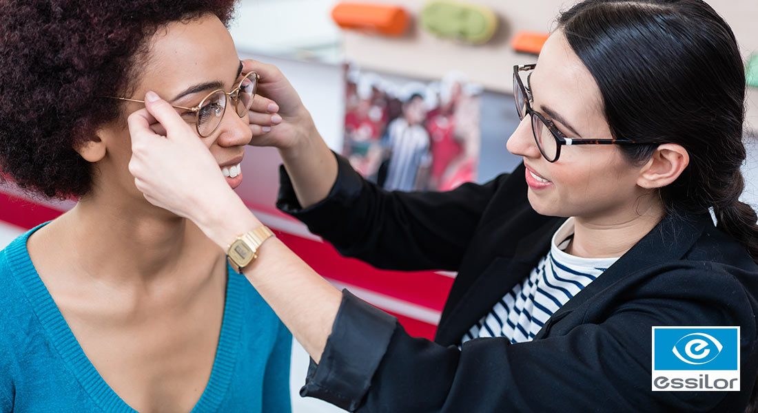 Uitstekend advies bij de juiste bril en Essilor of Varilux brillenglazen 281d5f5cd19f