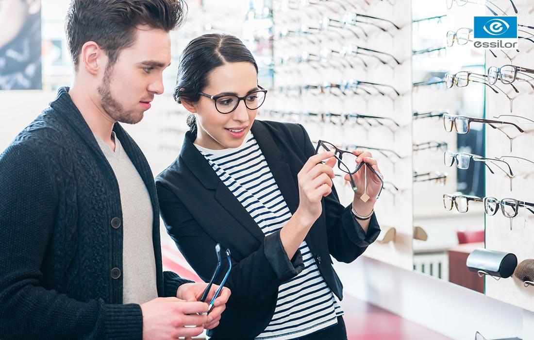 Van oogmeting tot nieuwe bril met de juiste Essilor of Varilux brillenglazen 6e8f864a3fb7