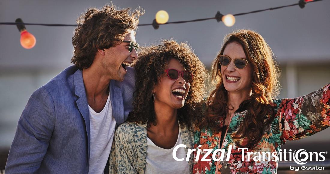 Wisselen van bril is verleden tijd met Transitions meekleurende glazen    Schoonhoven 91b851324cd4