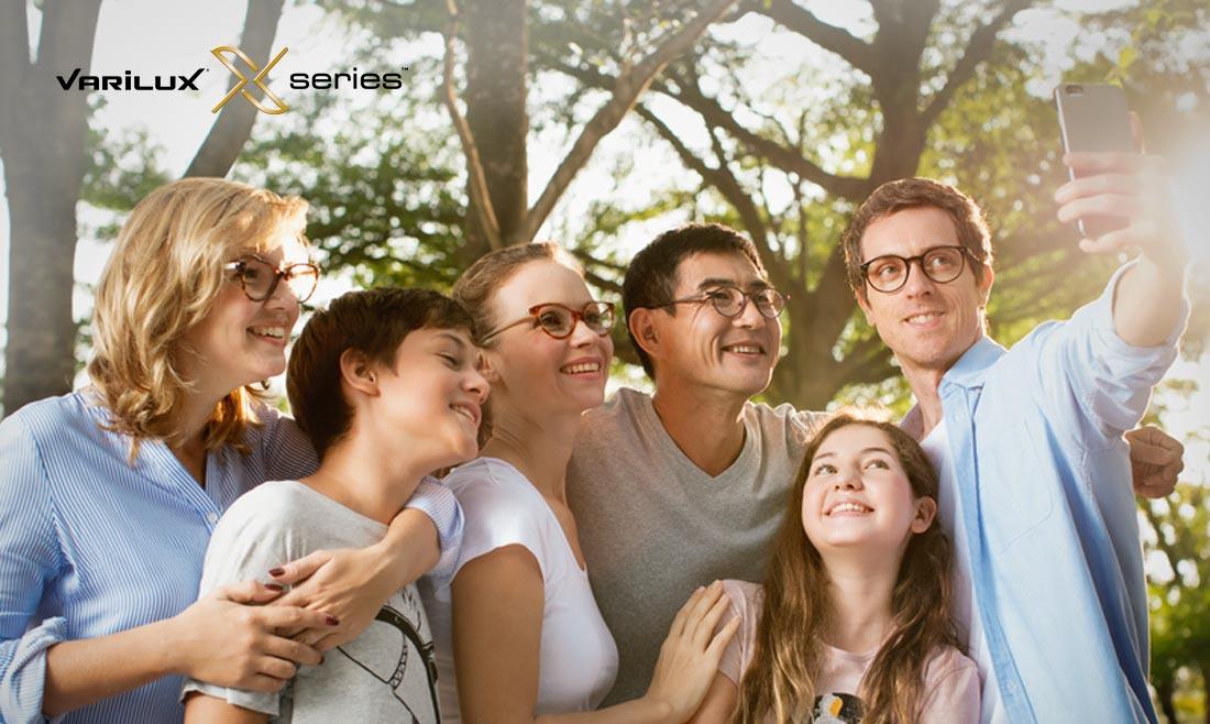 Nieuw  Varilux X-series multifocale brillenglazen   Schoonhoven 543cd5454536